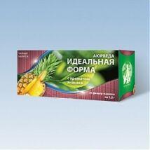 """""""Ideális forma"""" - Ayurvédikus tea ananász ízben"""