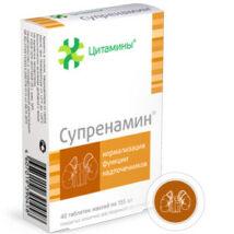 SUPRENAMIN Mellékvese Bioregulátor