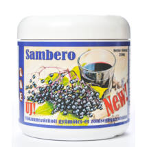 SAMBERO - Bodzabogyó por, Cékla por - 250g