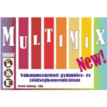 MultiMix - Koleszterin és vércukorszint MÁGUS vörös gyümölcsökből - 10g