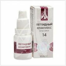 PK14 Komplex peptid a vénák kezelésére