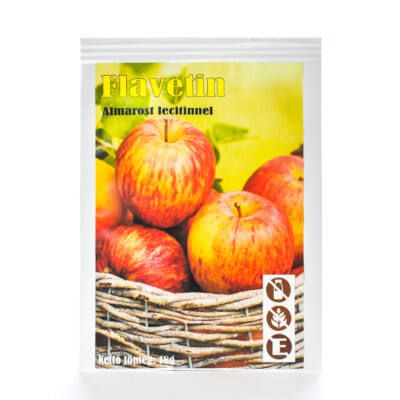 Flavetin - vitalizáló vaakumszárított gyümölcsökből készült italpor