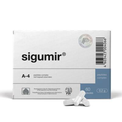 SZIGUMIR 60 - Porcépítő peptid