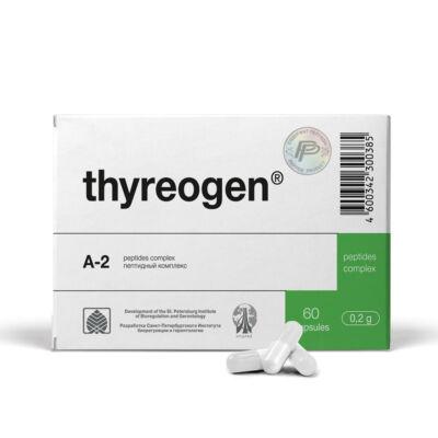 THYREOGEN 60 - Pajzsmirígy kezelésére